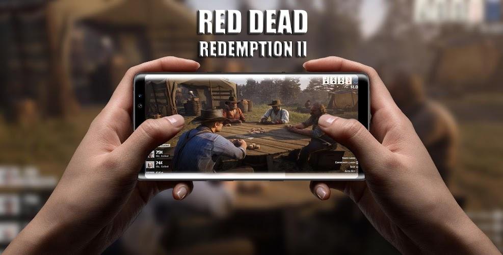 Red dead redemption 2 companion app apk | RDR2: Red Dead Redemption