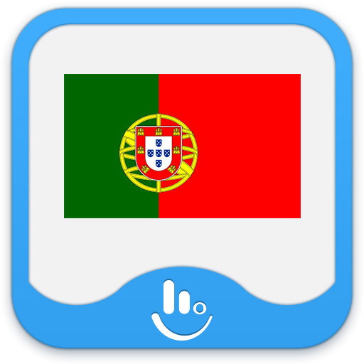 TouchPal Portuguese Keyboard Icon
