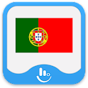 TouchPal Portuguese Keyboard