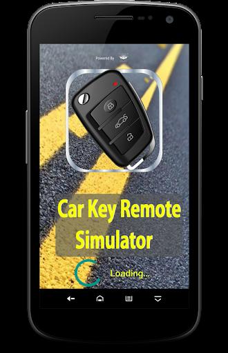 Car Key Lock Remote Simulator  screenshots 4