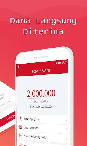 Dompet Kilat - Pinjaman Uang Online Tanpa Jaminan  screenshots 4