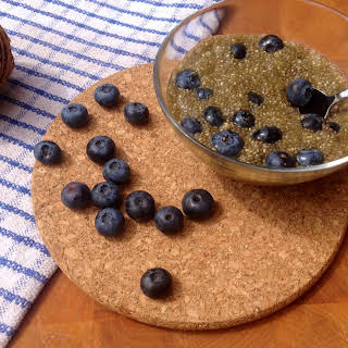 Antioxidant Chia Pudding.