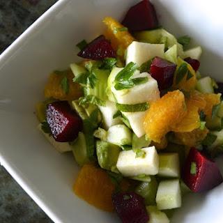 Easy Breakfast Salad