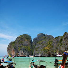 Phi Phi Island, Thailand by Won Yee Ong - Landscapes Beaches