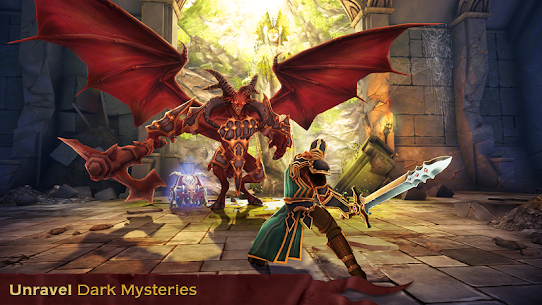 Dawnbringer Apk Download For Android and Iphone 3