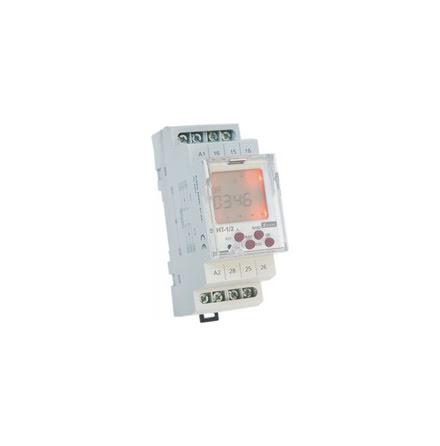 Kopplingsur digitalt veckour, 1-kanal, 12-240VAC/DC