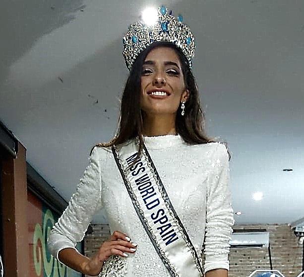 Ana García Segundo coronada como nueva Miss World Spain 2020.