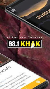 98.1 KHAK – #1 For New Country 3.3.0 Android Mod + APK + Data 2