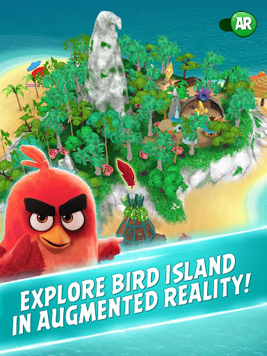 Angry Birds Explore screenshot 8