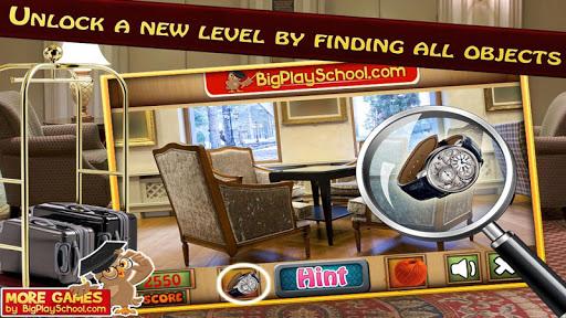 Hotel Lobby Find Hidden Object
