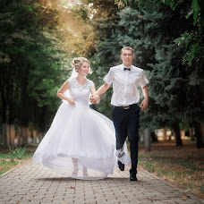 Wedding photographer Elena Yurchenko (lena1989). Photo of 19.09.2017