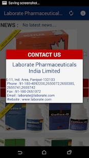 Laborate screenshot