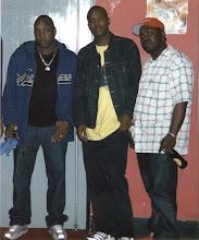 Photo: Buckie, Scrappa and Bulla