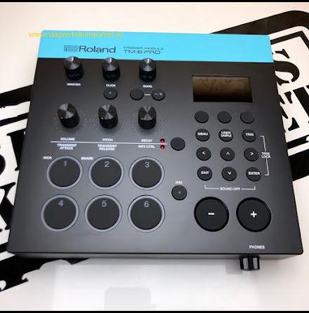 Roland TM-6PRO - Ljudmodul