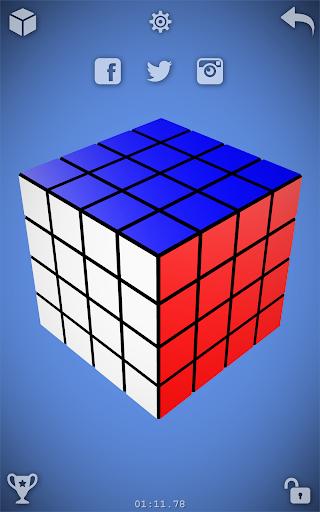 Magic Cube Puzzle 3D 1.16.4 screenshots 16