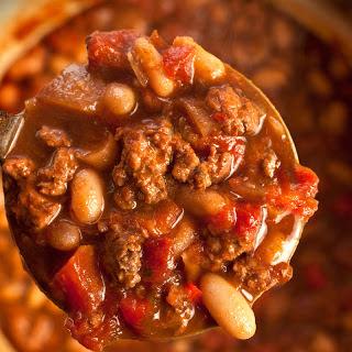 Easy Spicy Turkey Chili