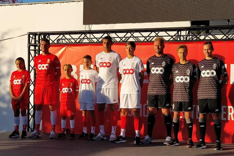 SONDAGE : Elisez le plus beau maillot 'Home' de Jupiler Pro League