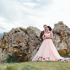 Wedding photographer Alan Tutaev (AlanTutaev). Photo of 23.08.2017