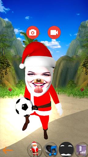 Talking Santa Claus 1.3 screenshots 4