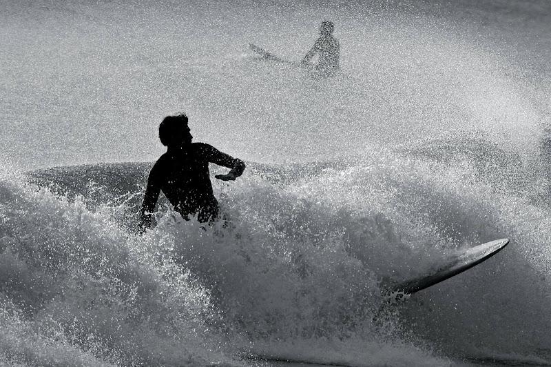 Estate ed inverno sempre surf  di Elena Mantovani