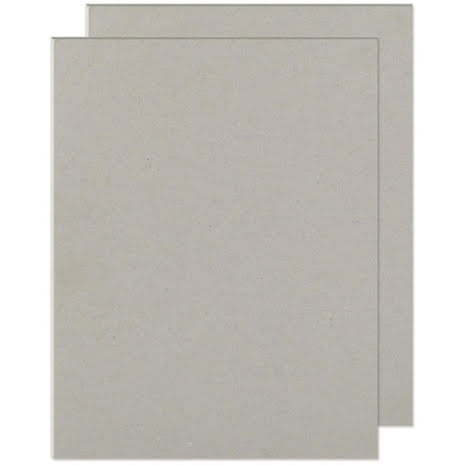 We R Memory Keepers Cinch Book Board 8.5X11 2/Pkg