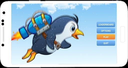 Penguin Pilot Air Adventure