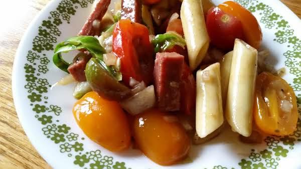 Tomato Salad My Way