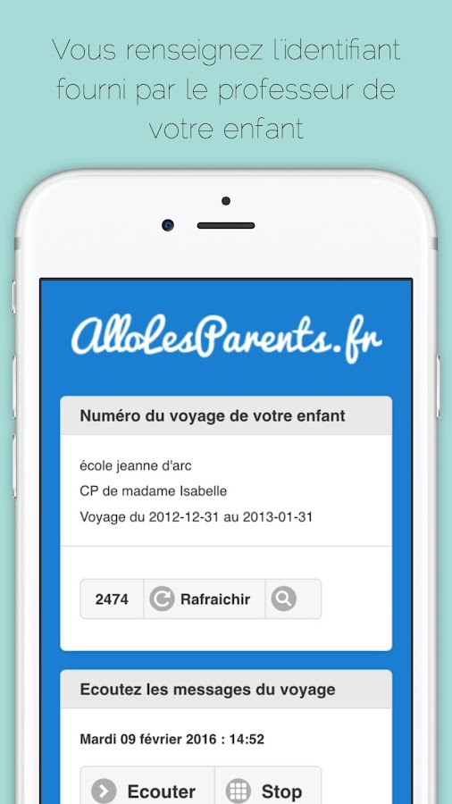 Allo les Parents- screenshot