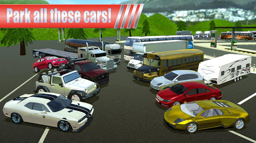 Gas Station: Car Parking Sim  screenshots 15