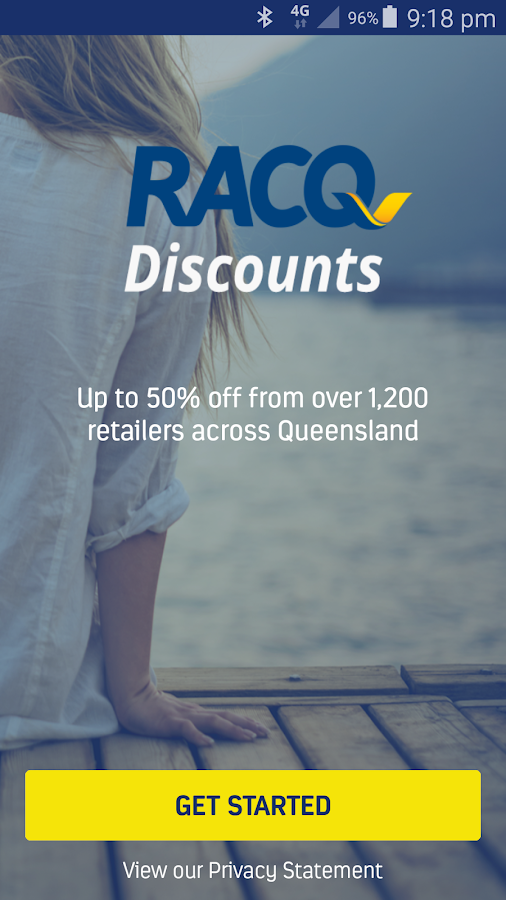 RACQ Discounts- screenshot