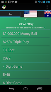 Lotto Loot- screenshot thumbnail