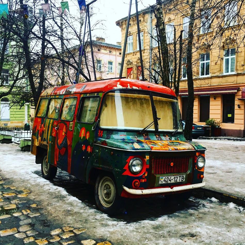 Lviv Minübüs