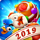 Birds Mania Match 3 icon