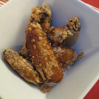 Deepfried Nam Yue Chicken Wings Recipe 南乳雞翼