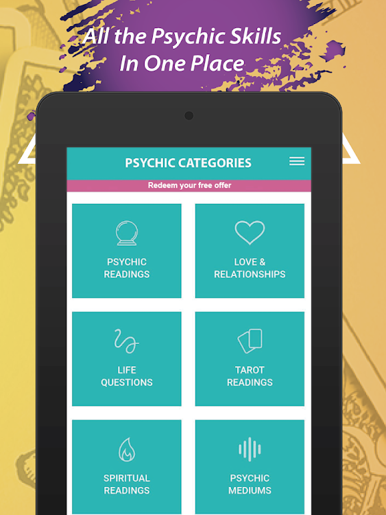 Free Psychic Reading and Tarot Card Reading – (Android Apps) — AppAgg