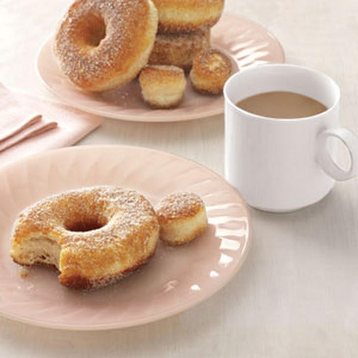 Easy Doughnuts Recipe