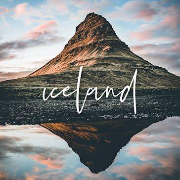 Iceland Mountain - Instagram Highlight template