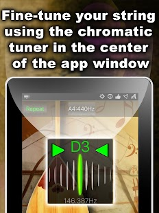 Chromatic Dombra Tuner- screenshot thumbnail