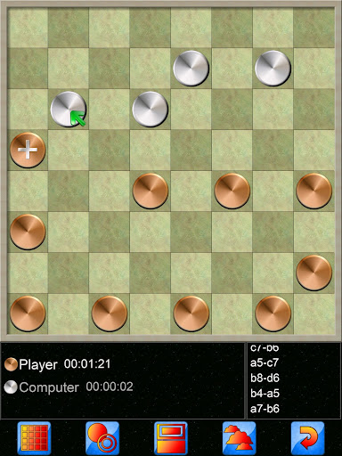 Checkers V+, online multiplayer checkers game 5.25.66 screenshots 12
