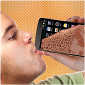 iDrink Chocolate Prank