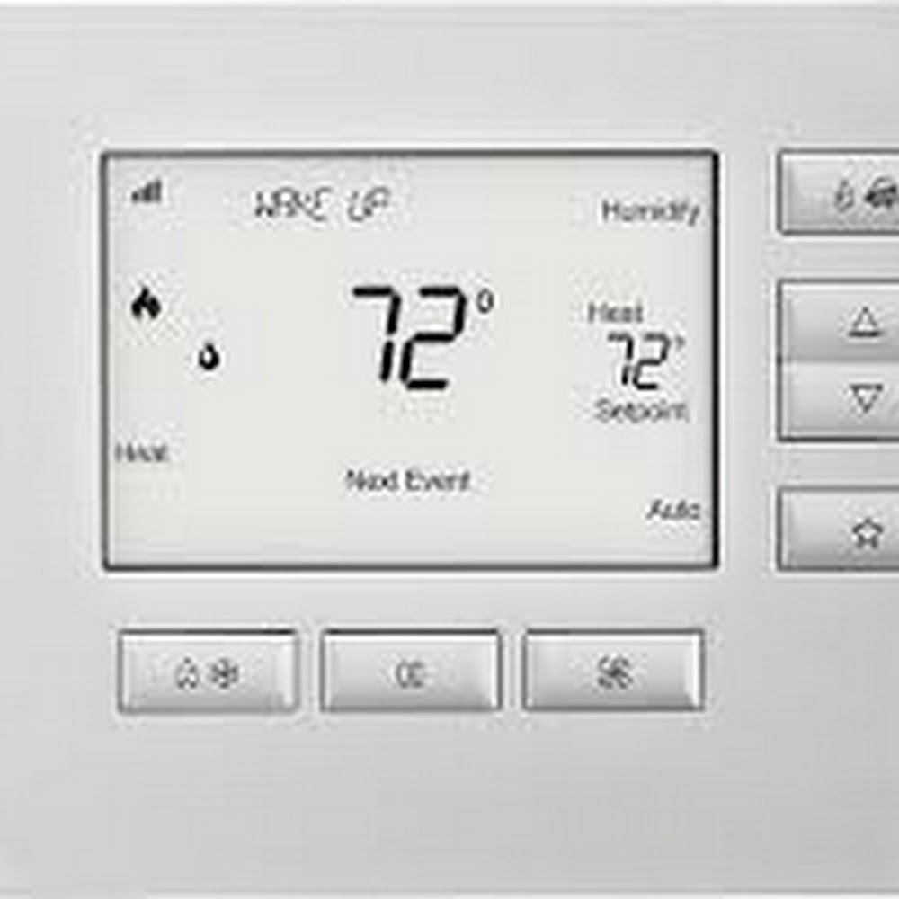 Control4 Wireless Thermostat by Aprilare