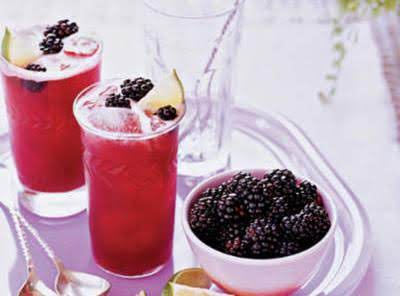 A Blackberry Surprise Recipe