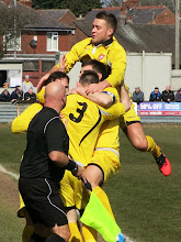 Photo: 30/03/13 v Scarborough Athletic (Northern Counties East League Premier Division) 3-3 - contributed by Leon Gladwell