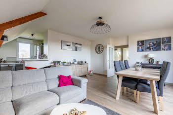 Appartement 4 pièces 88,81 m2