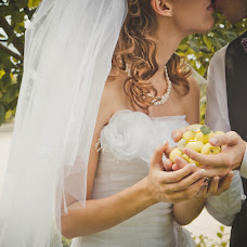 Wedding photographer Elvira Moskaleva (Lvira). Photo of 06.01.2015