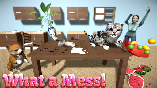 Cat Simulator - and friends ud83dudc3e 3.3.33 screenshots 1