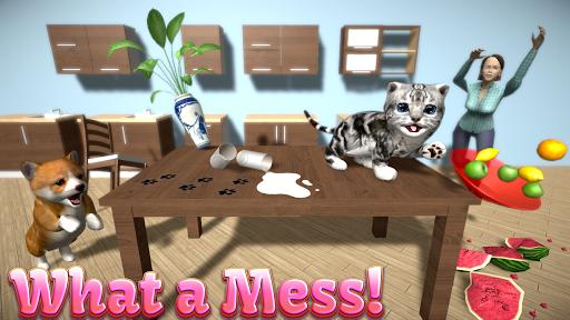 Cat Simulator - and friends ud83dudc3e 3.3.31 APK MOD screenshots 1