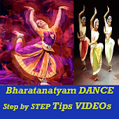 Learn Bharatanatyam Dance Step