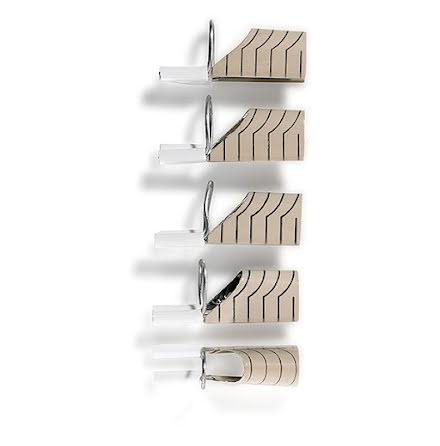 Nagelmallar återanvändbara x 5