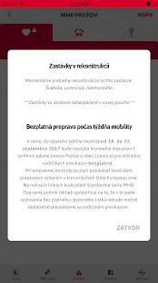 MHD Prešov - náhled